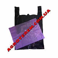 Пакет майка 45х70 см