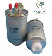 Фильтр очистки топлива Alco sp1291 для FIAT: Doblo/Doblo Cargo I (00-10), Palio (96-), Punto II (99-), Siena.