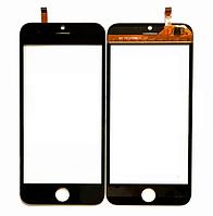 Оригинальный тачскрин / сенсор (сенсорное стекло) для для Blackview Ultra A6 (черный цвет)