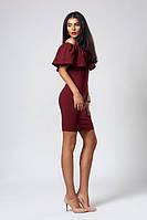 Платье молодежное из итальянской ткани
