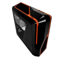 "Корпус NZXT Phantom 410 Black-Orange ""Over-Stock"""