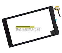 Сенсорний екран для планшетів Asus ZenPad C 7.0 Z170C, ZenPad C 7.0 Z170CG чорний