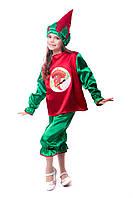 Детский карнавальный костюм перца чили