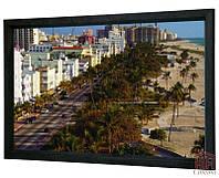 Экран нроекционный Adeo Plano Velvet Reference White 220 x 124 см соотношение 16:9 диагональ 99 дюймов на раме