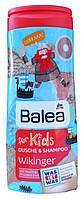 Balea детский шампунь + гель для душа Wikinger (300 мл) Германия