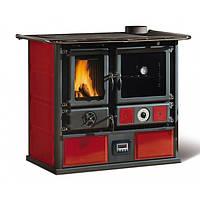 Отопительно-варочная печь Nordica Termo Rosa D.S.A. Ready BO+водный контур