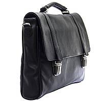 Мужской портфель 34125 черный