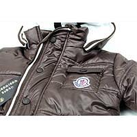 Куртка демисезонная для мальчика 100 Монклер