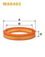 Фильтр воздушный WIX Filters WA6403