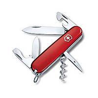 Нож Victorinox Spartan 1.3603, красного цвета, многофункциональный мультитул, легкий, компактный