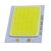 Матрица COB (без драйвера) для LED прожектора 50W (белый холодный, белый теплый)