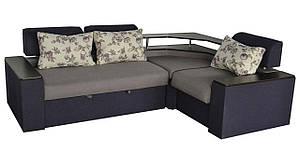 Кутовий диван Асті, величезна кількість варіантів забарвлення
