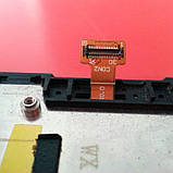 Дисплей для Lenovo A850 A850+ б/у в рамці, фото 2