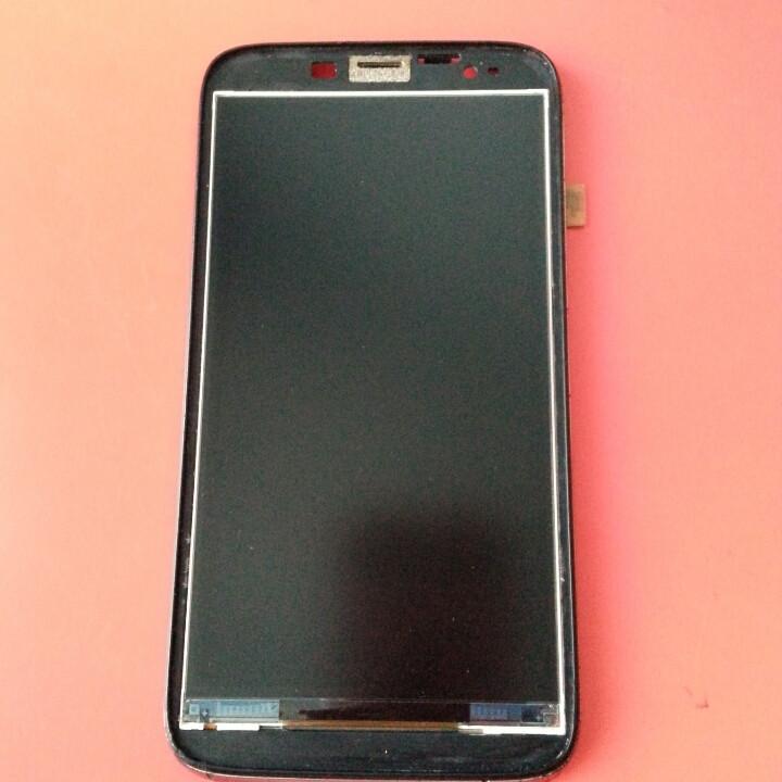 Дисплей для Lenovo A850 A850+ б/у в рамці