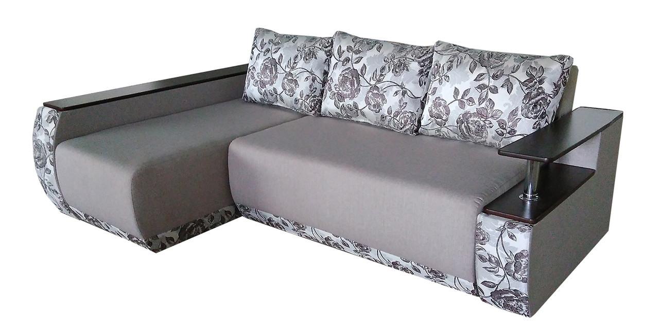 Угловой диван Берлин, много различных вариантов расцветки