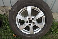 Б/у диск с шиной запаска R17 5x112 7,5j ET37 Audi Q3 Q5 Volkswagen Tiguan