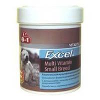 8 в 1 Excel Small Breed витамины для взрослых собак малых пород 70 табл