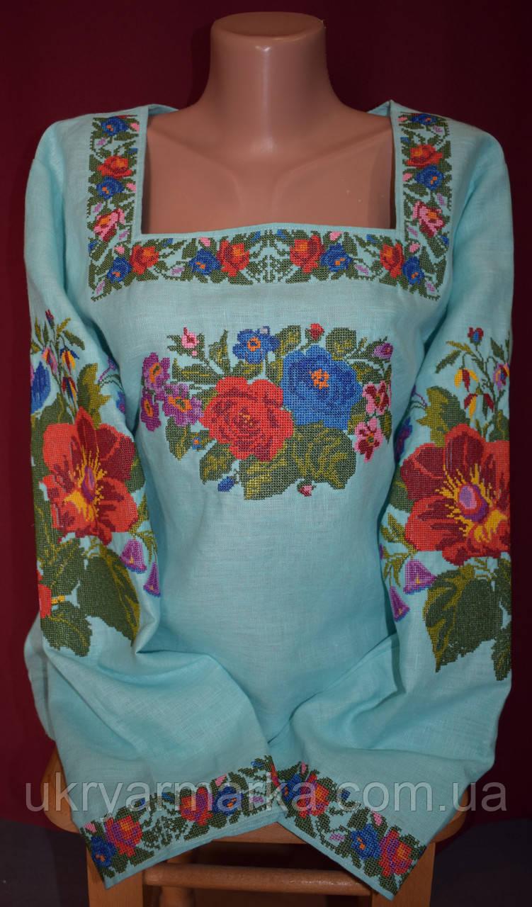 Вишивана блузка