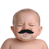 Соска Chill Baby Mustache Fred and Friends