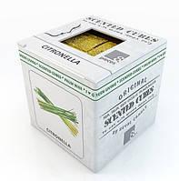 Цитронелла.  Аромавоск, аромамасла, благовония, эфирное масло для аромаламп