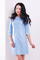 Платье 8-1707 - голубой: 42,44,46,48,50