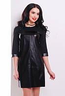 Платье 8-1707 - черный: 42,44,46,48,50