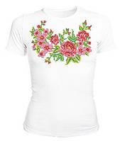 Женские футболки для вышивки бисером (или нитками)