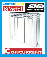 Радиатор биметаллический SIRA CONCURRENT 500*85 (Италия)