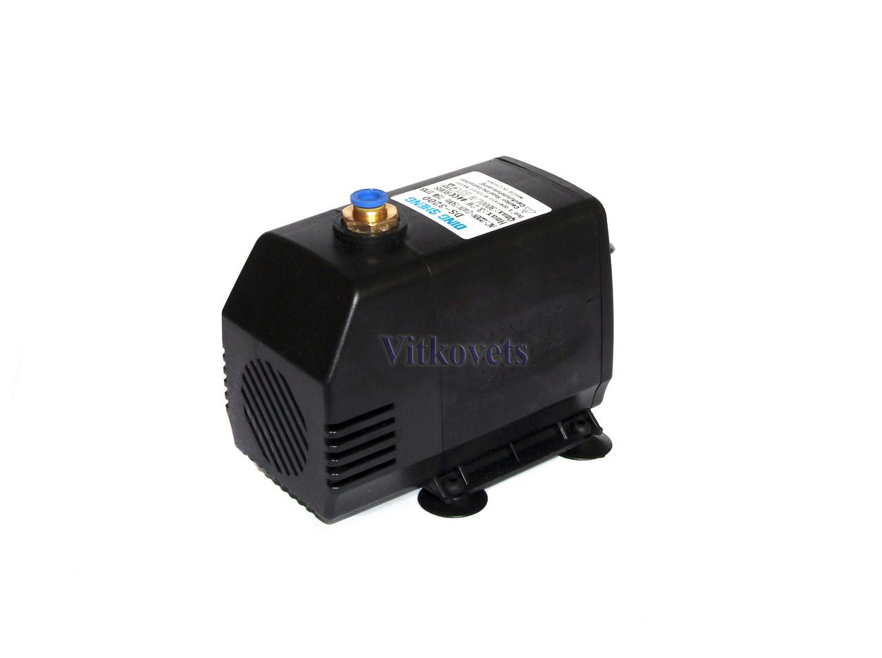 Погружной водяной насос 75W 220VAC для охлаждения шпинделя