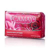 Туалетное мыло Camay French Romantique алая роза 85г. (Египет)