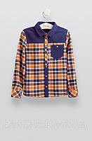 Фланелевая рубашка для мальчика РБ82