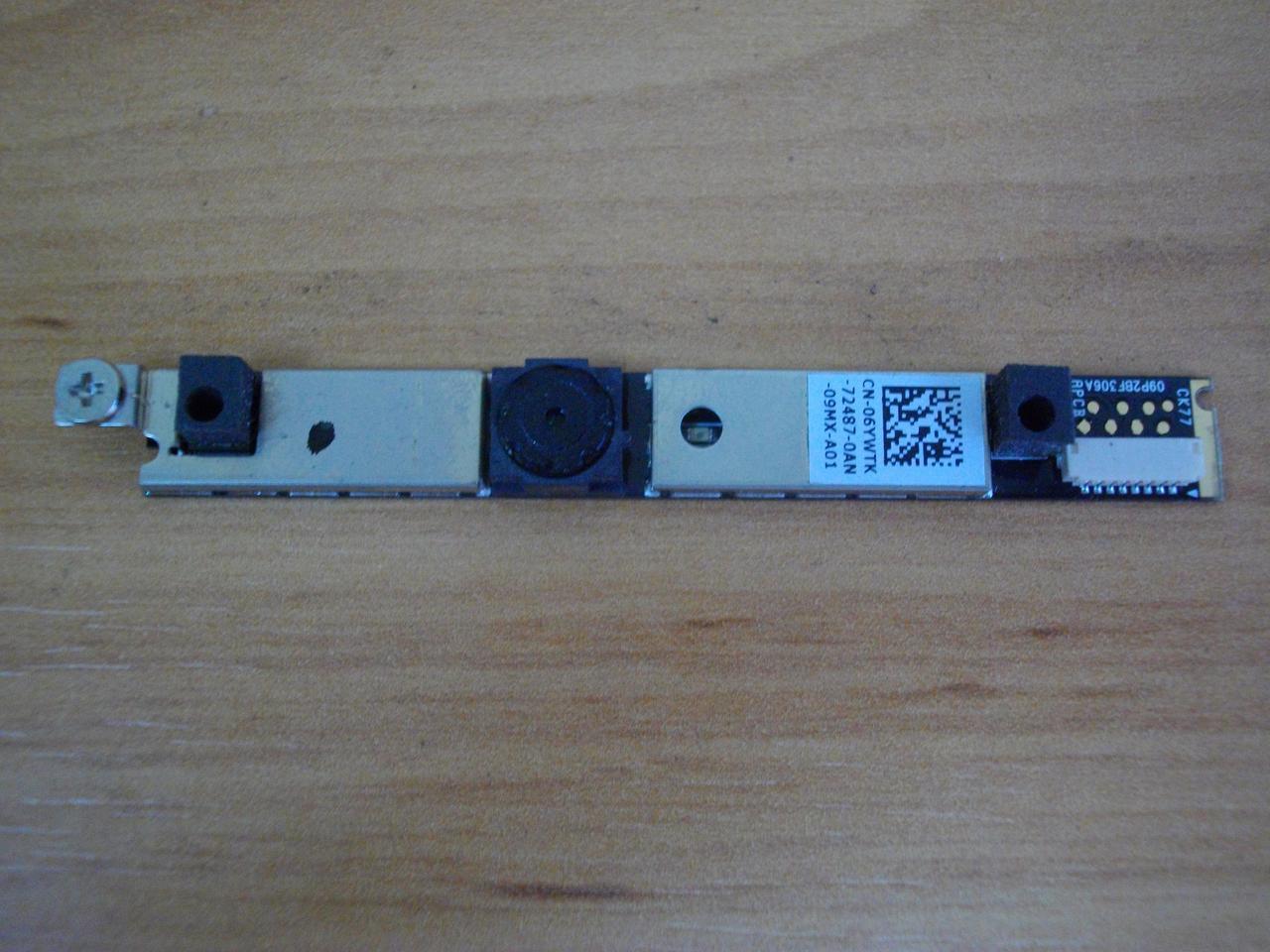 Камера Webcamera DELL Latitude E6410