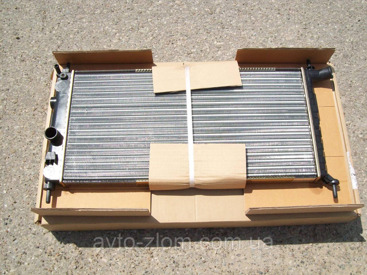 Радиатор Opel Kadett, Опель Кадетт 1,6-1,6D-1.8-2.0.