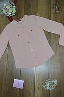 Женская блуза стойка воротник BURRASCA, фото 1