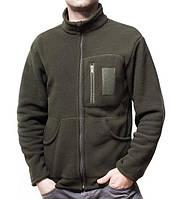 Куртка флисовая с 5 карманами, 260 г/м², 44-60