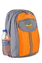 Рюкзак холодильник для пикника Green Camp 4 персоны 1442 термосумка походный рюкзак