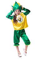 Детский карнавальный костюм кукурузы