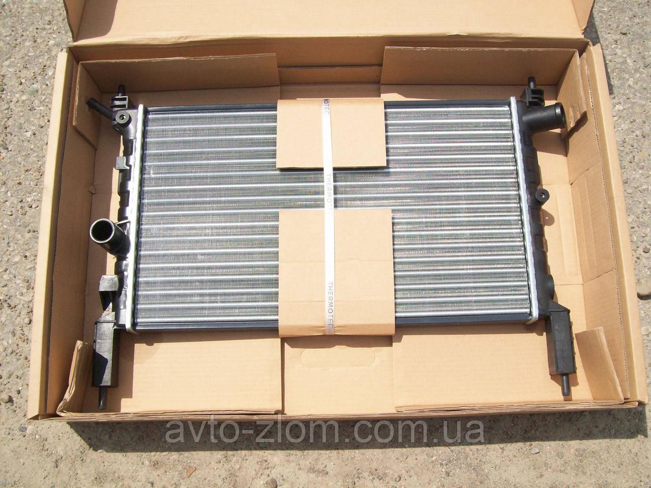 Радиатор Opel Astra F, Опель Астра Ф 1,4 - 1,6 8V.