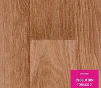 Лінолеум Evolution Tobago 2  4.0м., товщ.2,7мм, захист.шар 0,20мм Лінолеум Evolution Tobago 2  4.0м.