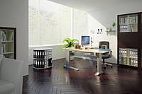 501-11-1S 156: Офисный стол Conset для работы сидя-стоя с электроприводом Bosch грузоподъемностью 150 кг