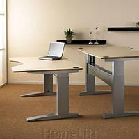 501-11-1S 116: Офисный стол Conset для работы сидя-стоя с электроприводом Bosch грузоподъемностью 150 кг