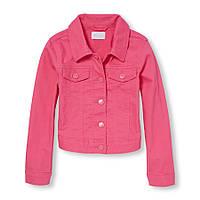 Джинсовая курточка 4-6 лет