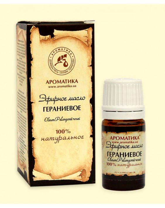 Эфирное масло Гераниевое 2,5 мл