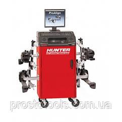 Стенд регулировки развал-схождение (ИК-датчики, 8 камер CCD, ПО ProAlign) HUNTER PA130E-DSP706