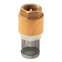 """Обратный клапан Remer 381 (Италия) с фильтром ½"""""""