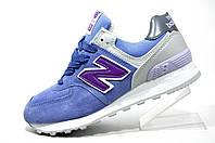 Женские кроссовки New Balance 574 Classic, purple