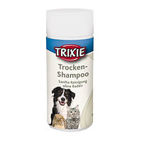 Trixie (Трикси) Trocken Shampoo - сухой шампунь для животных 200 гр