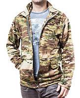 Куртка флисовая с 2 карманами, 240 г/м², Мультикам, 44-60