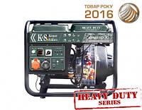Дизельный генератор Könner & Söhnen KS 9000HDE-1/3 «HEAVY DUTY»