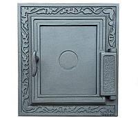 Дверцы чугунные DPK15 355x325, фото 1